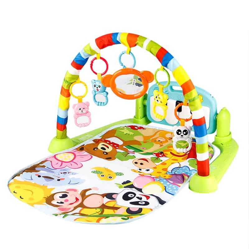 Grasp These Gym Play Mats For Baby Development