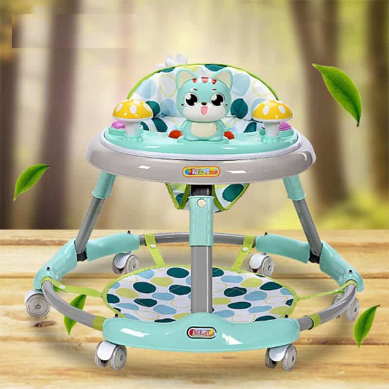 Get An Adjustable Child Walker For Your Baby Development