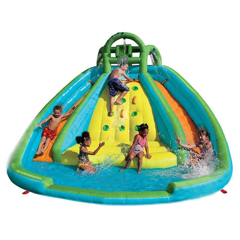 Let Kids Enjoy During Their Early Childhood With Inflatable Bouncy Castle