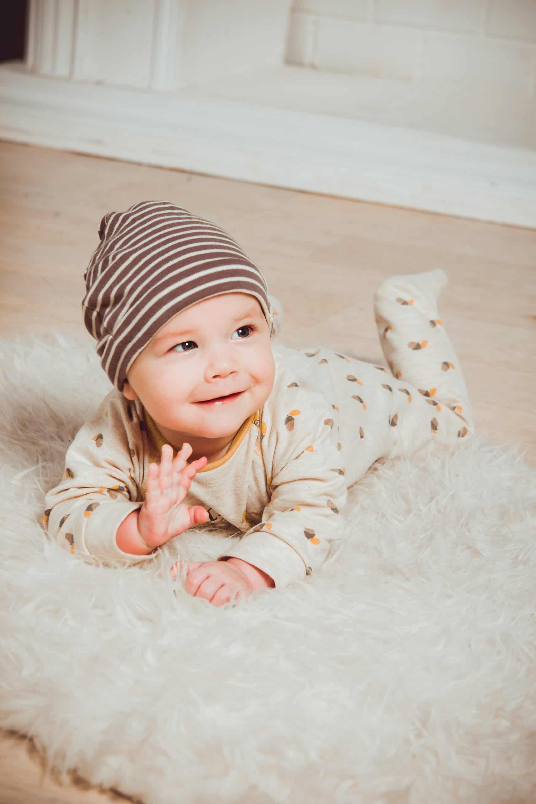 Baby Milestones You Will Notice During The First Six Months