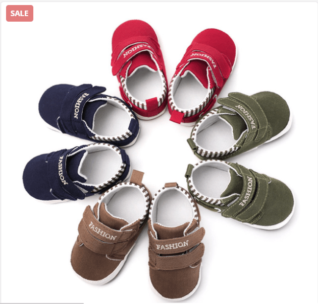 The Best Time And Type Of Shoes To Buy A Baby