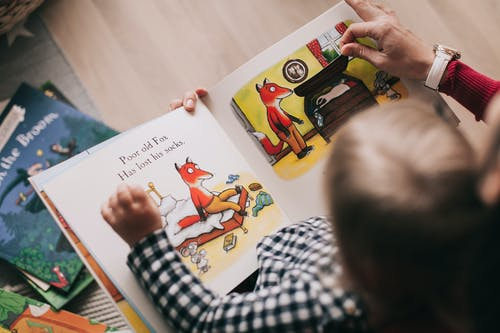 Books For Child - Selecting Right Books For Child