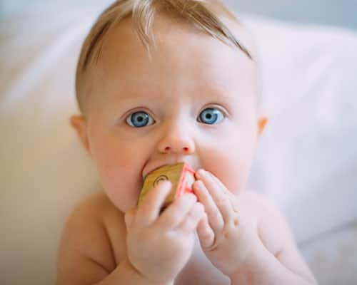 Baby Activities: Good Short-Term Memory
