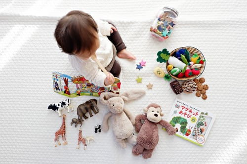Baby Activities and Good Short-Term Memory